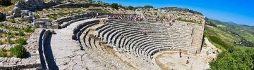 Segesta Anphitheater